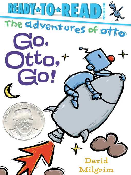 Title details for Go, Otto, Go! by David Milgrim - Available